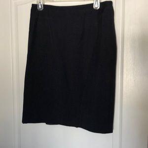 Kasper Separates, Navy Blue Skirt, Size 6